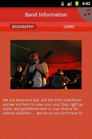Reverend Dan and the Dirty Cat - screenshot