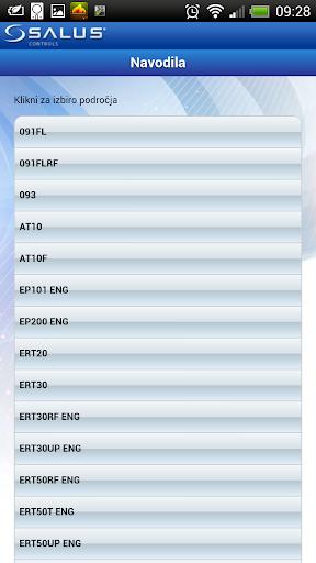 Download Salus Controls SI Google Play softwares