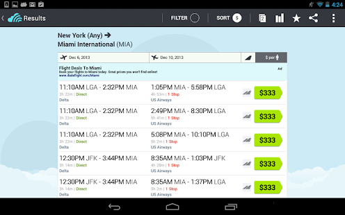 Skyscanner Screenshot 27