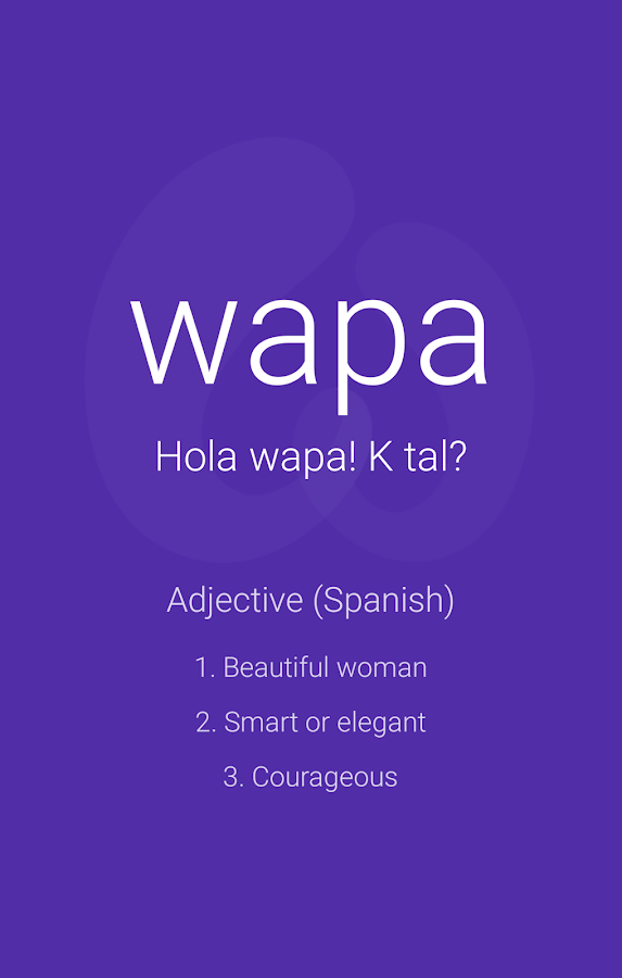Wapa - Lesbian Dating - screenshot