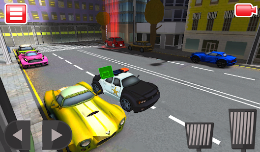 3D Police Car Chase- screenshot thumbnail