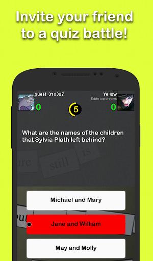 玩免費益智APP|下載Poetry Trivia app不用錢|硬是要APP