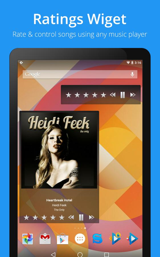 iSyncr for iTunes for Android- screenshot