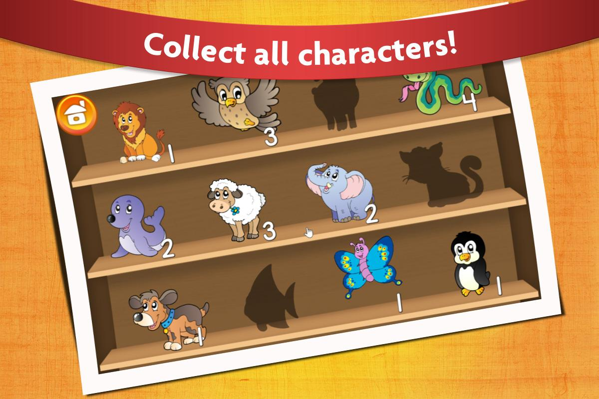 Animals Matching Game For Kids- screenshot