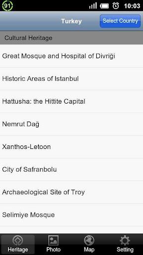 World Heritage in Turkey