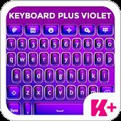 Keyboard Plus Violet
