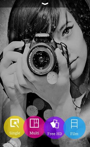 写真のコラージュ - 写真ファッション