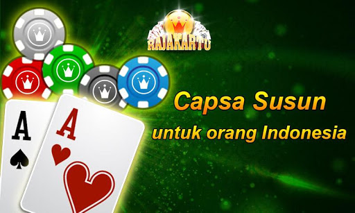 Capsa Susun: Card Game Online