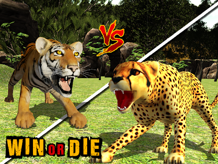 African Cheetah Survival Sim 1.1 screenshot 69707