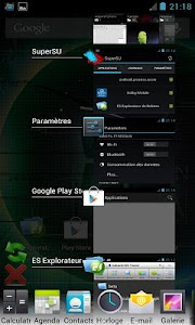ICS /JB Task Manager /Switcher screenshot 7