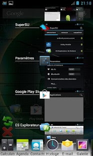 ICS /JB Task Manager /Switcher - screenshot thumbnail