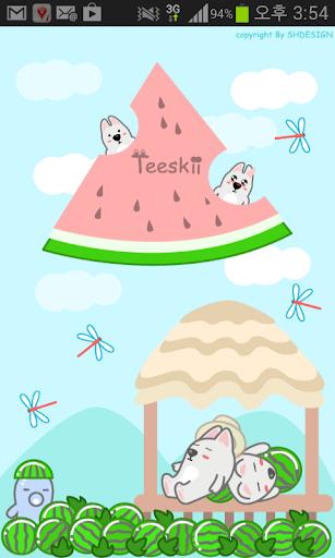 Teeskii Summer Fruit