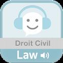 민법 총칙 오디오 조문듣기 icon