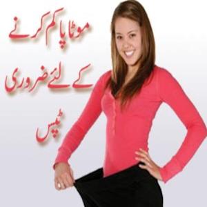 Urdu Weight Loss Tips