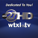 WTXL ABC 27 HD Mobile News App logo