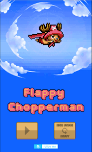 Flappy Chopperman
