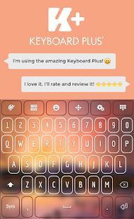 Natural Keyboard - náhled
