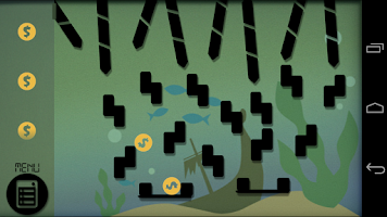 Screenshot of Pixel Rain