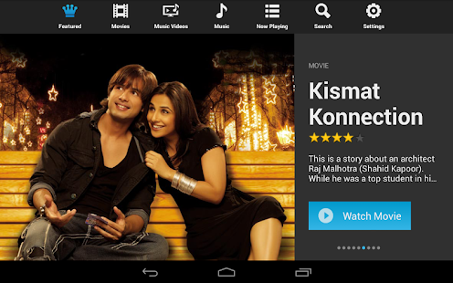Eros Now Indian Movies Free - screenshot thumbnail