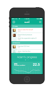 Medilio- screenshot thumbnail