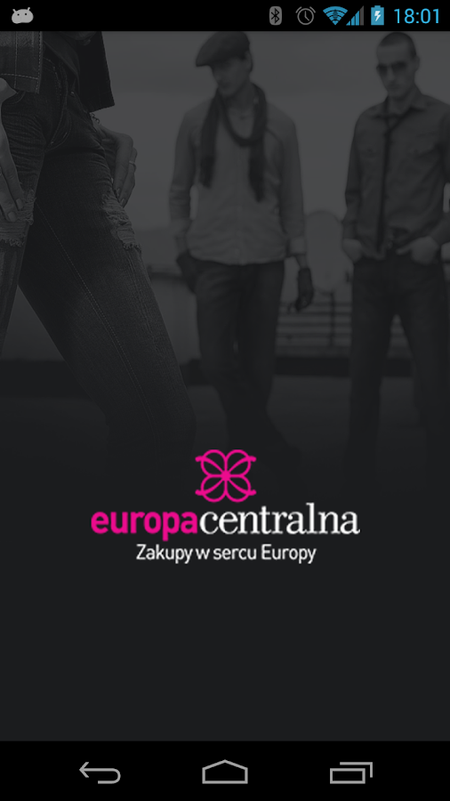 Europa Centralna- screenshot
