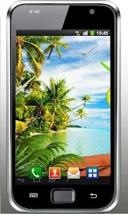 Mojito Beach HD live wallpaper- screenshot thumbnail