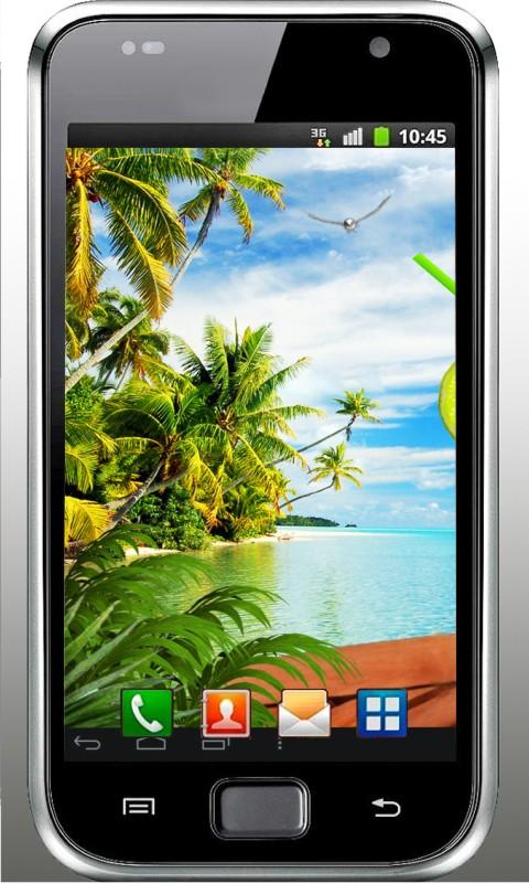 Mojito Beach HD live wallpaper- screenshot