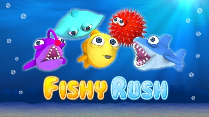 Fishy Rush- screenshot
