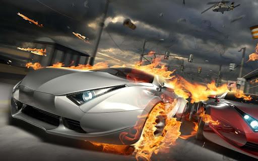 Police Car Racing pursuit