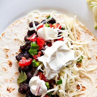 Black & White Tacos.