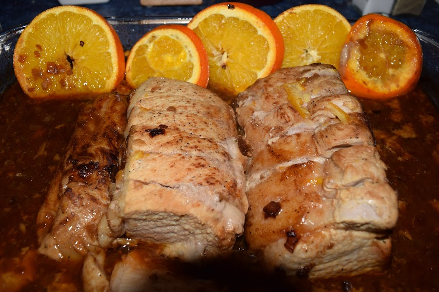 Asian Pork Loin by Monroe Phillips - Food & Drink Meats & Cheeses (  )