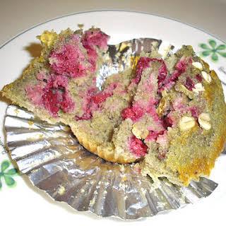 Raspberry Lemon Zest Muffins.