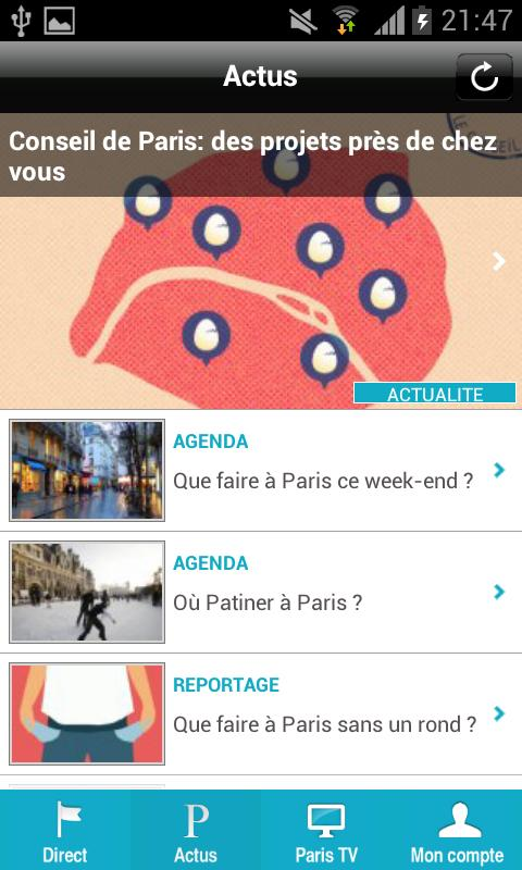 Paris à la seconde - screenshot