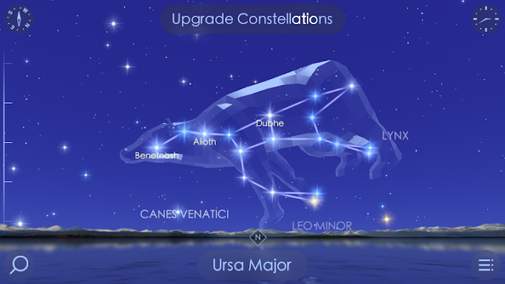 Star Walk 2 - Night Sky Guide - screenshot