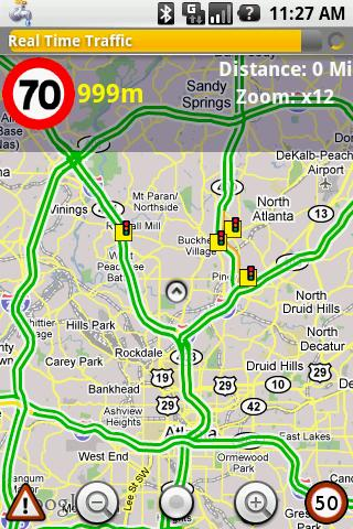 Glob - Traffic & Radar <1.6 - screenshot