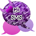 GO SMS - Angel Wings 6 icon