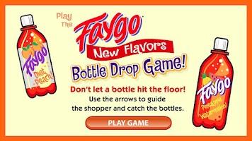 Screenshot of Faygo Bottle Drop!