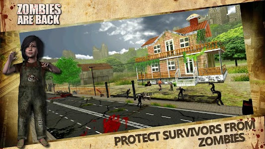 Zombies Are Back v1.2