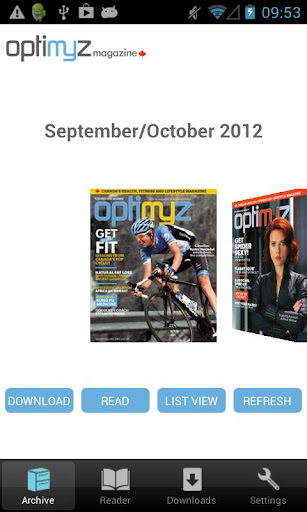OptiMYz Magazine