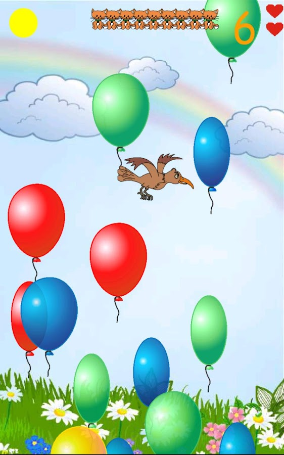 Kids game Balloons Rainbow - Android Apps on Google Play