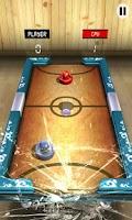 Screenshot of Air Hockey 3D