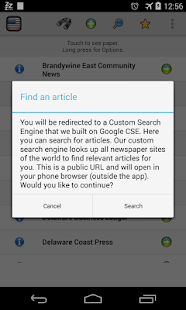 All Newspapers Delaware - Free - screenshot thumbnail