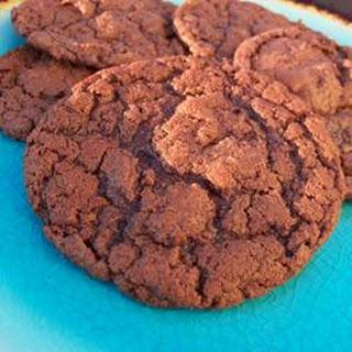 Chocolate-Hazelnut Spread Cookies.