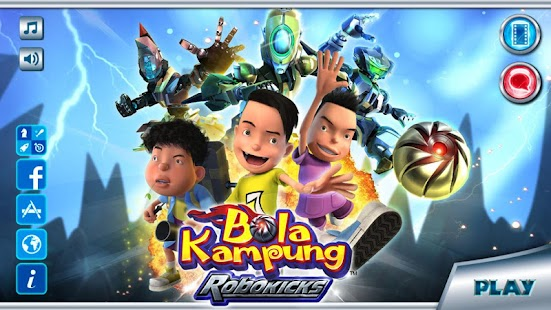 Bola Kampung: RoboKicks - screenshot thumbnail