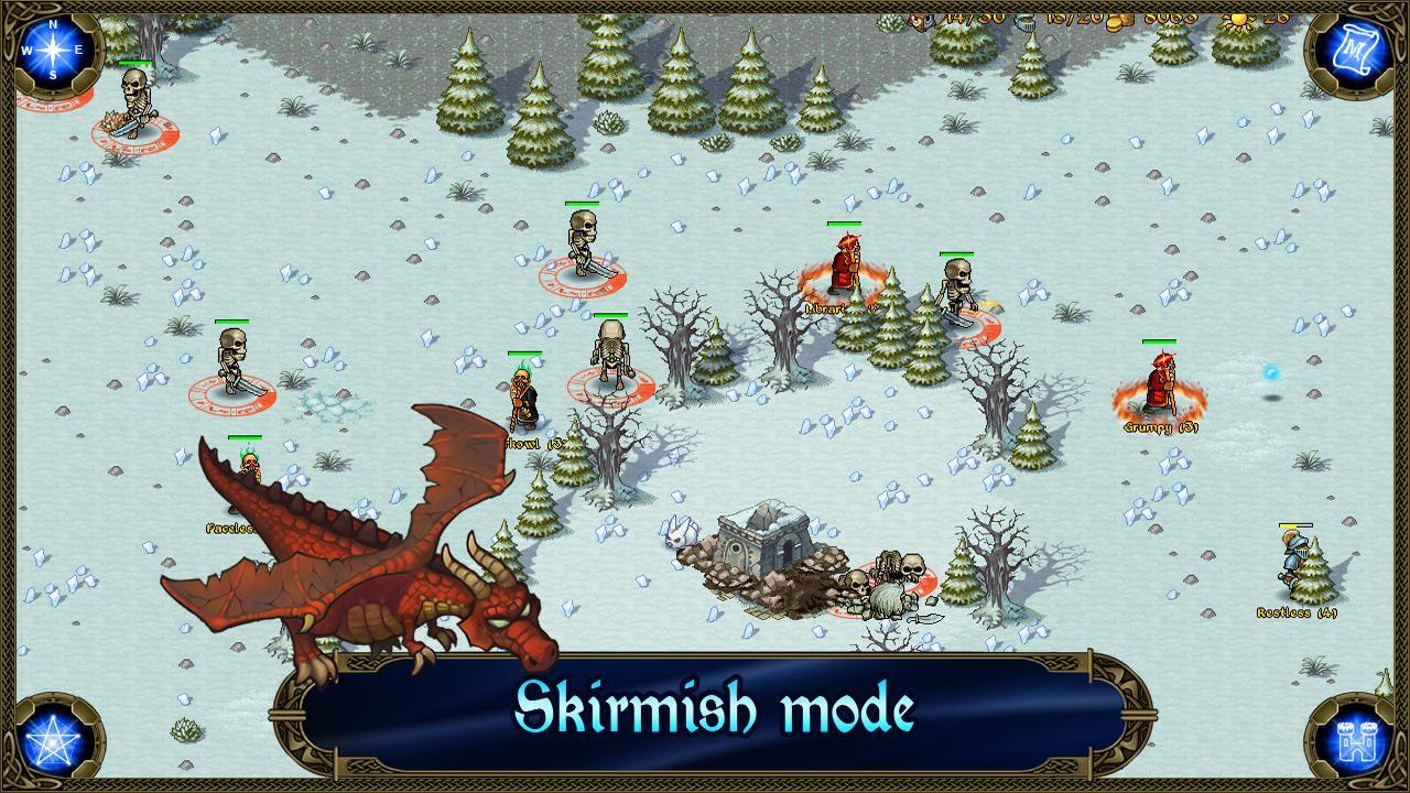 Majesty: Northern Expansion screenshot #12