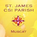 St James CSI Parish, Muscat icon