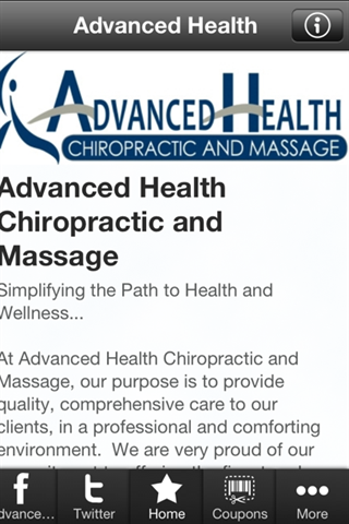 Advanced Health Chiropractic