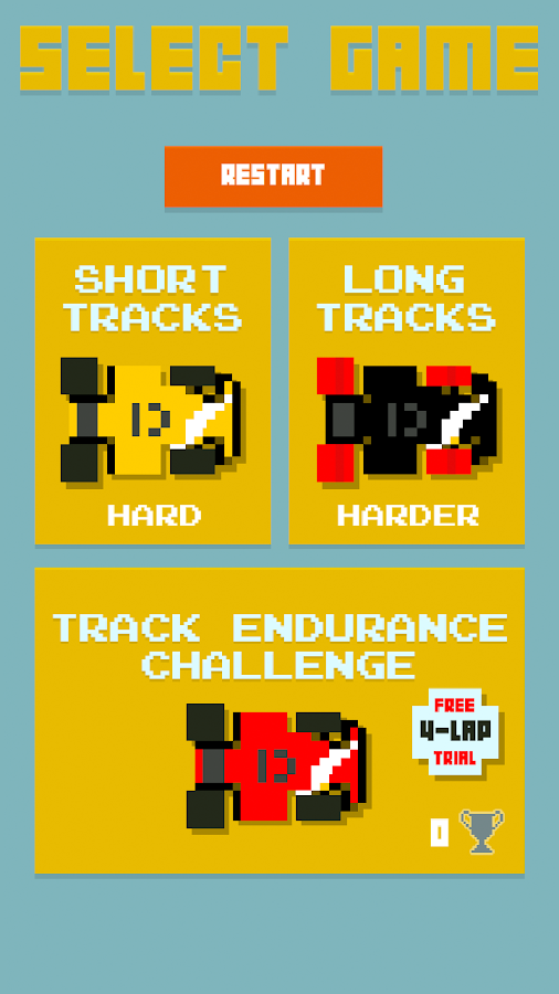 Squiggle Racer : Moto Racing- screenshot