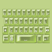 Green Pearl Keyboard Skin
