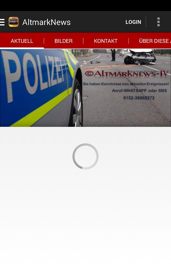 Altmarknews-TV - screenshot